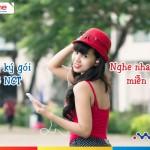 Nghe nhạc miễn phí với gói 3G NCTcủa Mobifone