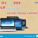 Rinh ngay laptop xịn khi đăng ký sử dụng 3G Vinaphone