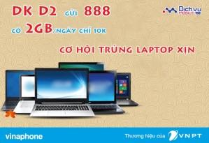 Rinh ngay laptop xịn khi đăng ký 3G Vinaphone