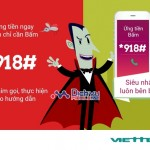 Ứng ngay 100.000đ với dịch vụ ứng tiền tự động Viettel Airtime Credit