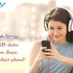 Vinaphone quy ước sử dụng data 3G như thế nào?