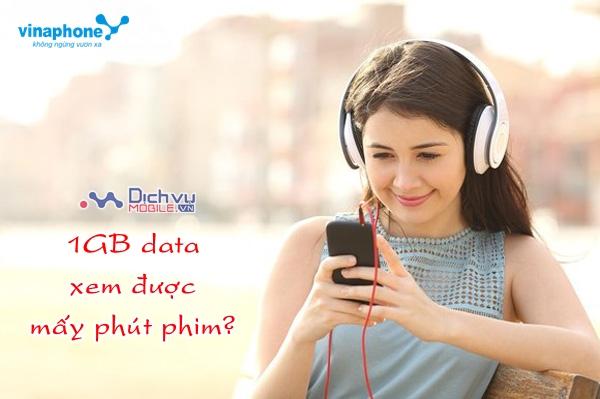 Vinaphone quy ước sử dụng data như thế nào?