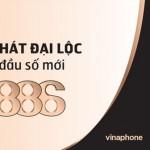 Vinaphone ra mắt đầu số song phát đại lộc 0886 siêu vip