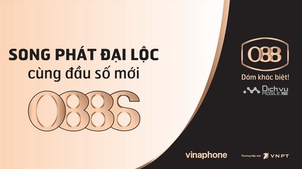 Vinaphone ra mắt đầu số song phát đại lộc 0886