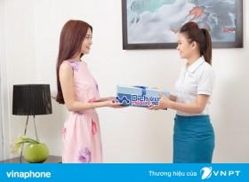 Vinaphone tặng quà hấp dẫn chăm sóc khách hàng dịp cuối năm