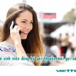 Các gói khuyến mãi gọi nội mạng cực rẻ chỉ dành cho sim sinh viên Viettel