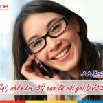 Đăng ký gói Combo DV300 Mobifone vừa 3G, vừa nhắn tin và gọi thoại