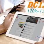 Đăng ký gói DC120 Viettel tận hưởng 1,2GB data trọn gói trong tháng