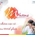 Hòa mạng gói trả sau M-Home Mobifone để tiết kiệm cho người thân