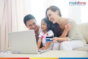Mobifone tặng quà khách hàng thanh toán trực tuyến ngày 6/12/2016