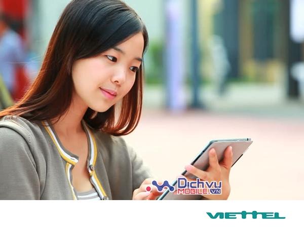 Truy cập 3G giá rẻ trên Dcom với gói DC30 Viettel