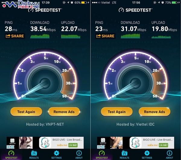 Cách kiểm tra vị trí của bạn có thể dùng mạng 4G được hay chưa