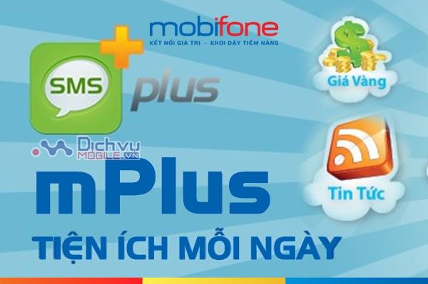 Cập nhật tin tức mọi mặt với dịch vụ mPlus Mobifone