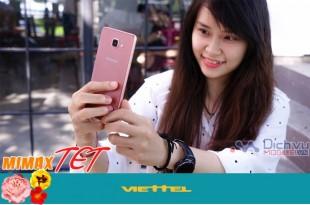 Đăng ký MIMAX TET Viettel, lướt web thả ga đón xuân mới 2017