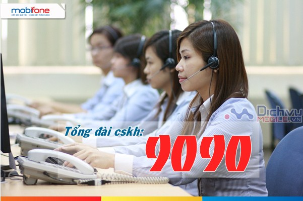 Làm sao kết nối trực tiếp điện thoại viên khi gọi tổng đài 9090 Mobifone