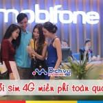 Mobifone hỗ trợ đổi sim 4G miễn phí trên toàn quốc