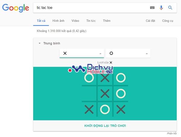 Những thứ hay ho bạn có thể làm ngay trên ô tìm kiếm của Google