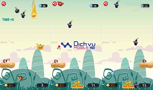 Tải game Lạc Trôi's siêu chất cho điện thoại Android