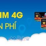 Vinaphone hỗ trợ đổi sim 4G miễn phí cho quý khách hàng.