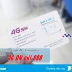 Cách kích hoạt 4G Vinaphone nhanh sau khi đổi sim thành công