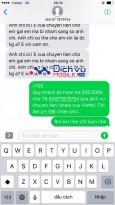 Cảnh giác với chiêu lừa đảo bắn nhầm tiền điện thoại