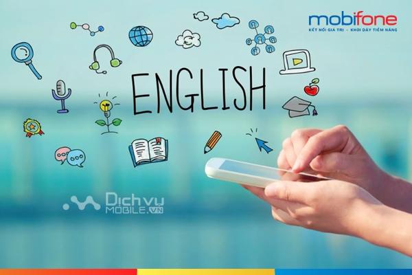 Học tiếng Anh trúng iPhone 7 với dịch vụ 2Learn Mobifone