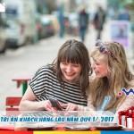 Mobifone tặng quà tri ân khách hàng lâu năm trong quý 1/2017