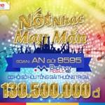 Cơ hội trúng 30 triệu đồng cùng nốt nhạc may mắn Mobifone