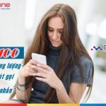 Đăng ký gói DP100 Mobifone nhận 2GB data, phút gọi và sms miễn phí