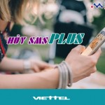 Cách hủy dịch vụ SMS Plus Viettel qua tổng đài 9595