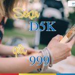 Đăng ký gói cước 3G D5K của Mobifone