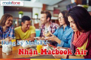 Đăng ký dịch vụ Mobile TV ring ngay Macbook