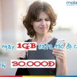 Hướng dẫn đăng ký các gói 3G dùng 10 ngày của Mobifone năm 2017