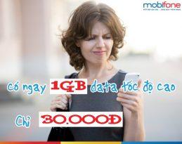 Đăng ký 3g Mobifone 10 ngày