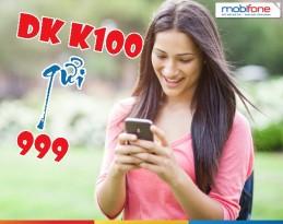 Đăng ký gói K100 Mobifone
