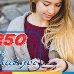 Đăng ký gói K250 Mobifone có ngay 450 phút thoại nội mạng và liên mạng