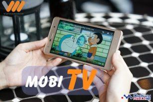 Xem truyền hình trên di động với dịch vụ Mobi TV Vietnamobile