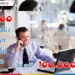 Đăng ký gói CM100 Mobifone khuyến mãi đến 700 phút gọi thoại