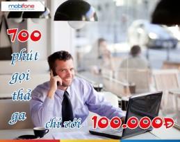 Đăng ký gói CM100 Mobifone