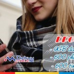 Đăng ký gói DP600 Mobifone nhận 9GB data 3G và ưu đãi nội mạng