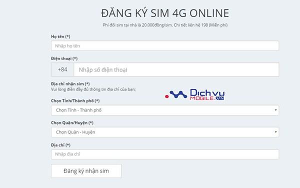 Hướng dẫn đổi sim 4G Viettel online tại nhà nhanh chóng nhất