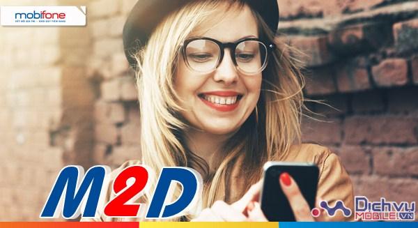 Hướng dẫn mua thêm ngày sử dụng với dịch vụ M2D Mobifone