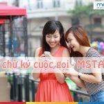 Cách hủy dịch vụ chữ ký cuộc gọi mStatus của Mobifone qua 9226