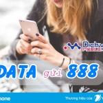 Cách Kiểm tra lưu lượng data 4G Vinaphone tốc độ cao qua đầu số 888