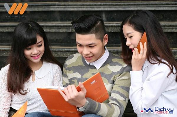 Sim sinh viên Vietnamobile được hưởng khuyến mãi thẻ nạp như thế nào