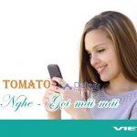 Thông tin sim Viettel nghe gọi mãi mãi, sim Tomato của Viettel