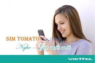Thông tin chi tiết về sim nghe gọi mãi mãi mạng Viettel