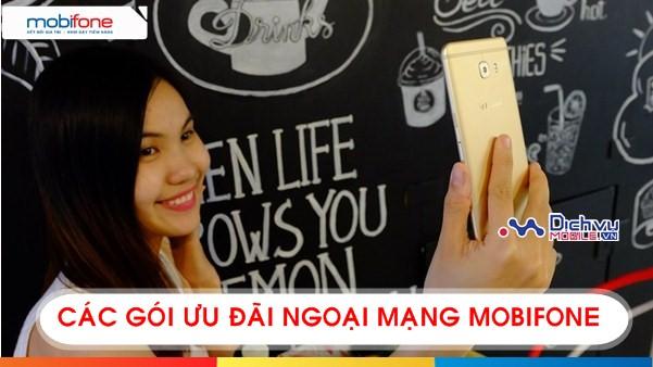 Đăng ký các gói cước khuyến mãi gọi ngoại mạng Mobifone năm 2018