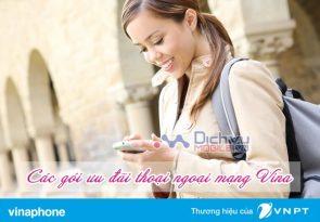 Tổng hợp các gói khuyến mãi gọi ngoại mạng Vinaphone
