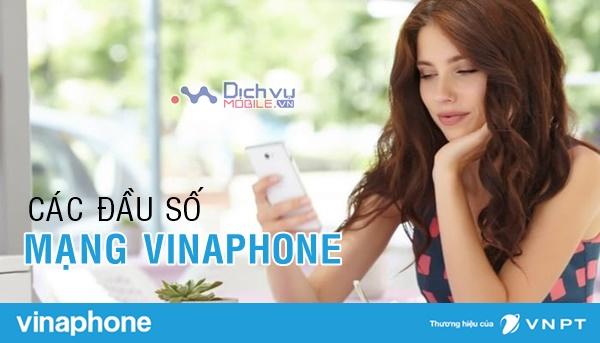 Danh sách các đầu số điện thoại mạng Vinaphone mới nhất năm 2018
